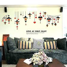 simple bedroom decor. Couples Bedroom Decor Love Lights Wall Stickers Home  Living Room Couple Simple .