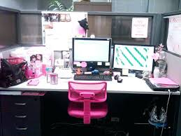 decorations for office cubicle. Cubicle Office Decor Desk Cute Decorations Image Of Pink . For