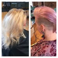 photo of rapunzel s hair design stratford on canada before and after