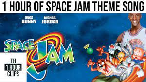 1 hour of space jam theme song - YouTube