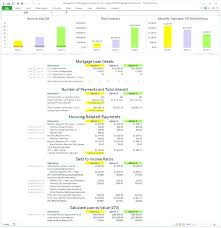 Amortization Mortgage Calculator Extra Payment Excel Amortization Schedule With Extra Payments Loan Calculator