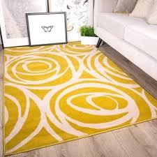 swirl rug city abstract swirl brown