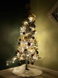 holiday time un lit snow flocked pine