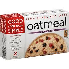With a total time of only 30 minutes, you'll have a delicious breakfast & brunch ready before you know it. Good Food Made Simple Oatmeal Fruit Berry Breakfast Food Market Basket