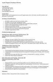 Cover Letter For Juvenile Court Counselor Juvenile Counselor Resume