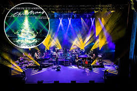 The Muni Springfield Il Seating Chart Uis Performing Arts Center Mannheim Steamroller Christmas