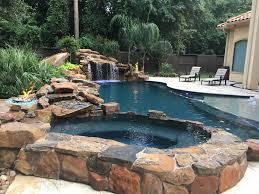 Geometric Swimming Pool Designs Swimming Pool Builders Sugar Land Tx