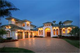 175 1064 4 bedroom 5841 sq ft coastal home plan 175 1064 main