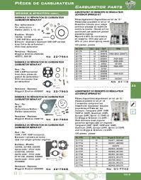 pièces de carburateur carburetor parts pdf 5hp horizontal avec deux pièces de gicleur de carburateur two pieces flow jet carburetor