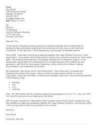 Programmer Cover Letter Zoro Braggs Co