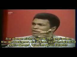Muhammad Ali über Die Islamische Frau Die Ehre Und Stolz Besitzt