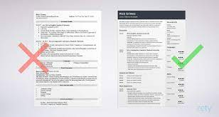 Download in a single click. 20 Student Resume Examples Templates For All Students