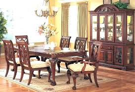 cherry wood dining room chairs dining room chairs cherry cherry wood dining table set impressive ideas