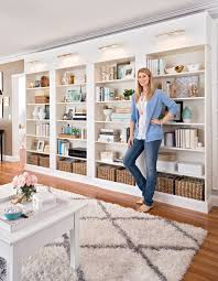 diy library wall you will need four billy bookcases good hardware and quality wood