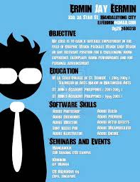 40 Artistic Resumes To Boost Your Skills