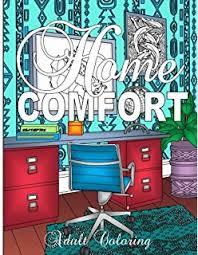 home interior design books. home comfort adult coloring (home decorating books) interior design books
