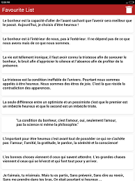 Citations Sur Bonheur Français For Android Apk Download