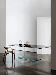 black glass dining table and 6 chairs