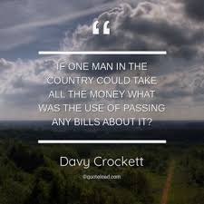 Davy Crockett Quotes Magnificent Quotes By Davy Crockett Davy Crockett Whatsapp Status Quotes
