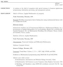 Bioinformatics Resume Modifying The Res Class To Have Less Whitespace Tex