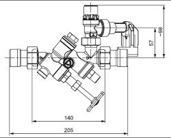 Группа безопасности ZH 1 для накопительных <b>водонагревателей</b> ...