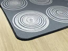 grey circle area rug circles and white 6 x flagship carpets 3 dark grey round area rug