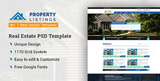 Property Website Template Themeforest Property Listing No 1 Real