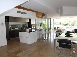 sliding glass doors opening up a room and filling it with natural light