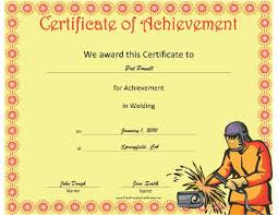 25 Images Of Welding Certificate Template Leseriail Com