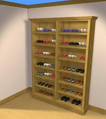 shoe rack plans pdf