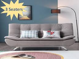3 seaters modern sofa bed with storage