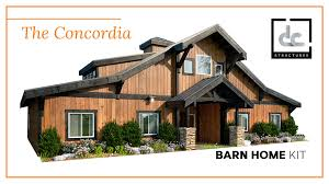 canadian timber frame house plans barn home kits dc structures