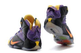 lebron james shoes 12 for kids. 2014 nike lebron james 12 mens shoes in purple gold lebron for kids