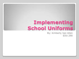 essay on why should students wear uniforms coursework academic  essay on why should students wear uniforms please help me to check my essay thank you