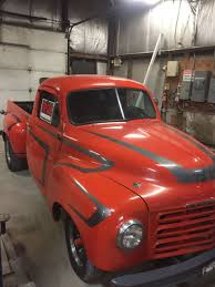 1952 Studebaker Pickup Truck for sale in Davenport, Iowa, United States