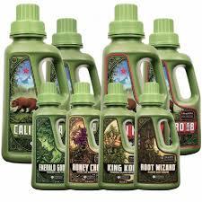 Emerald Harvest Cali Pro 2 Part Base Grow Bloom Kick Starter Kit