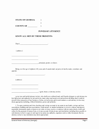 blank power of attorney power of attorney form free sample power of attorney template real