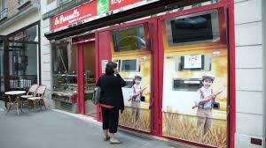 Bakery Vending Machine Best A Baguette Vending Machine Selling Freshly Baked Bread Has Arrived