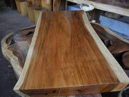 Natural Wood Dining Tables Natural Wood Furniture Youtube
