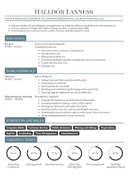 Ideas Of Example General Resume Also Objective Examples Cool Strong