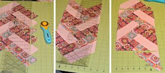 Quilt Border Patterns Amazing How To Make A French Braid Quilt Two Ways