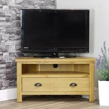 Light Wood Corner Tv Unit Details About Milan Oak Corner Tv Unit Tv Stand Storage Tv Cabinet Light Wood Tone
