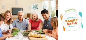 family meals month jewel osco meal time matters celebrate national family meals month