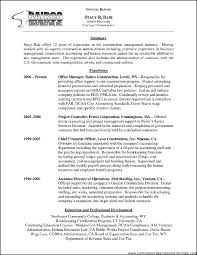 Samples Of Excellent Resumes – Eukutak