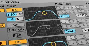 Tempo Mixing Chart How To Mix Using Stock Ableton Effects Black Ghost Audio