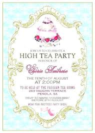 children party invitation templates girl party invitation templates free tea party invitation wording