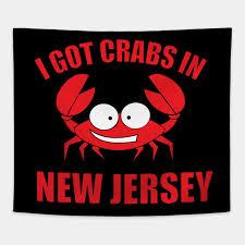 Crab Size Chart Nj Crab Design I Got Crabs In New Jersey