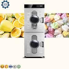 Kivi orange lemon muz cipsi susuzlaştırma dehidrasyon makinesi meyve  kurutma makinesi evcil hayvan atıştırmalığı sığır jekry kurutucu  fiyat Dehidratörler