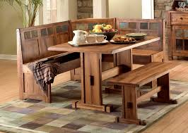 Kitchen Table Corner Bench Kitchen Table With Bench Seating Interesting Built In Kitchen