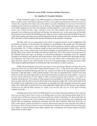 reflective essay clinical skills reflective essay nursing reflective essay sample personal reflective essays examples